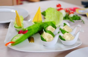 Alimentação vegetariana para crianças acima de 1 ano